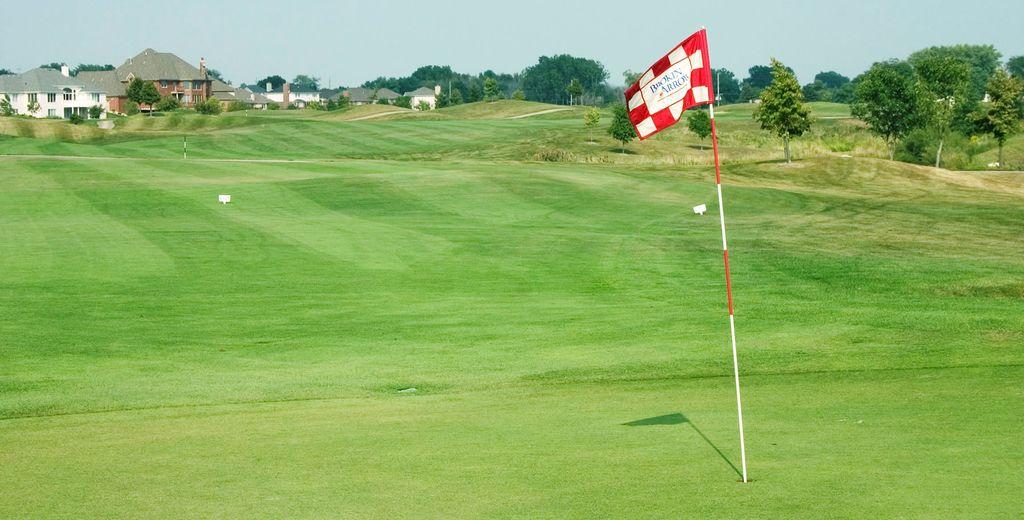 Broken Arrow Golf Club logo